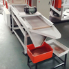 Small Vibrating Sorting Table for Granulator Machine