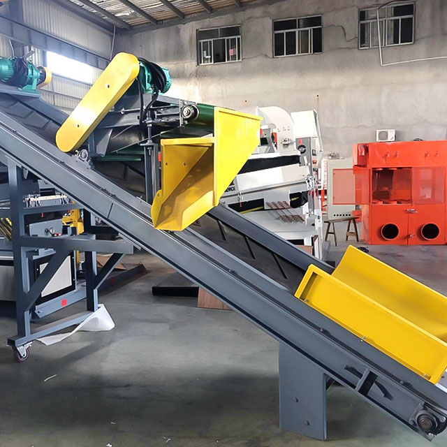 High Intensity Double Layer Type Steel Magnetic Separator