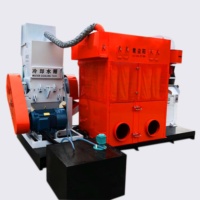 Industrial Compact Copper Wire Granulator Machine Manufacturer