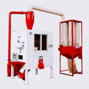 High Voltage Drum Electrostatic PVC Copper Separator Machine