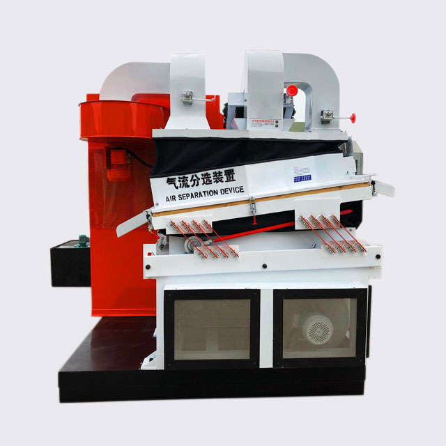 High Purity Copper Wire Granulator Separator Process Machine