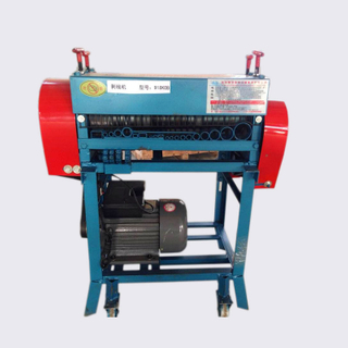 Industrial Automatic Large Copper Cable Stripping Machines