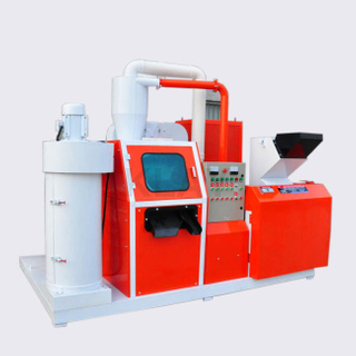 Small Granulator Copper Recycling Machine for Computer Wires